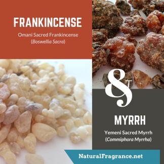 Frankincense & Myrrh