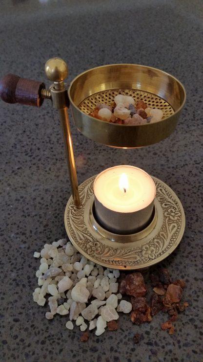 Frankincense Myrrh Burner