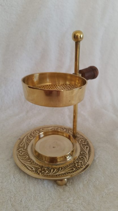 Brass Resin Burner
