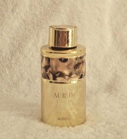ajmal aurum perfume oil