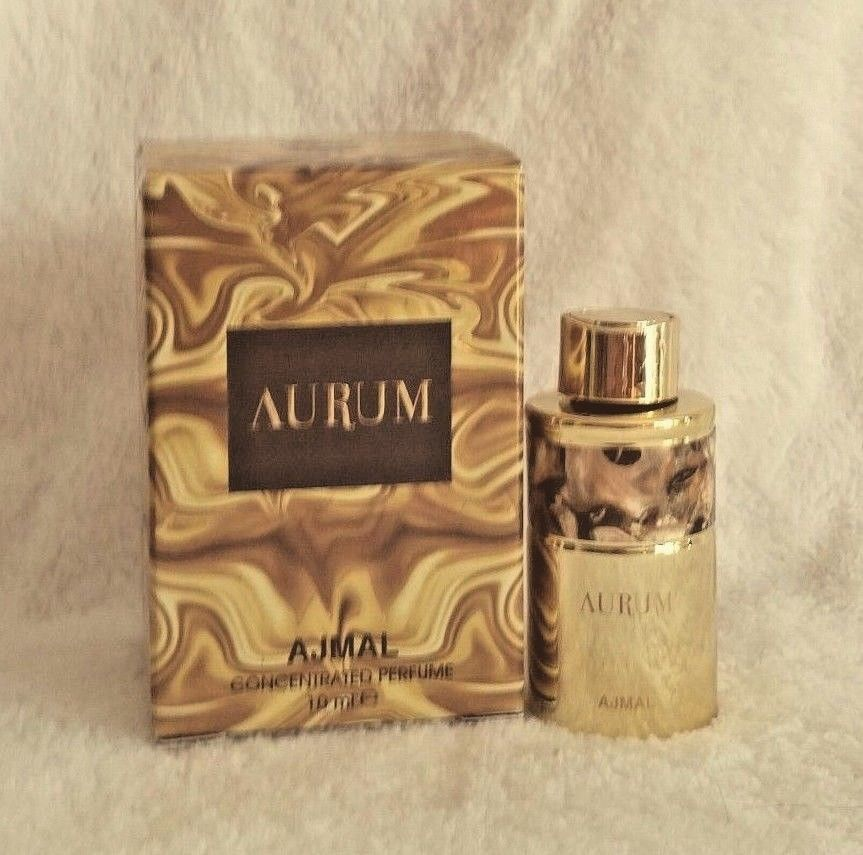 Aurum Concentrated Perfume Oil 10ml By Ajmal Natural Fragrance