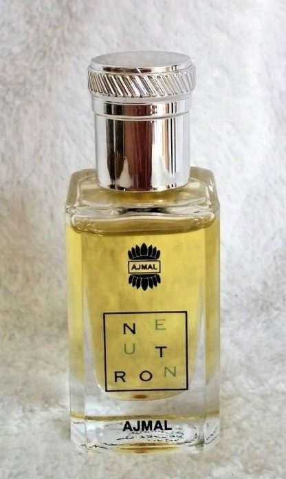 ajmal neutron perfume oil