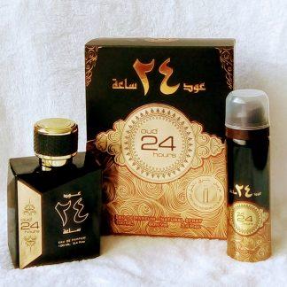 Oud 24 hours ard al zaafaran