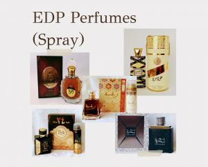 EDP perfumes