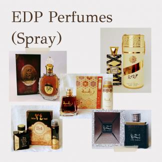 EDP Perfumes (Spray)